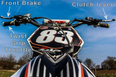 how to ride a dirt bike for beginners clutch
