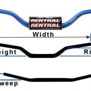 renthal fatbar taperwall