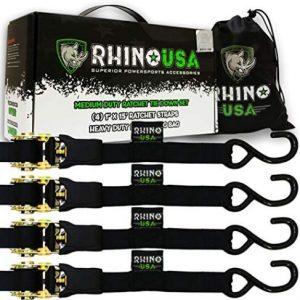 rhino tie down straps