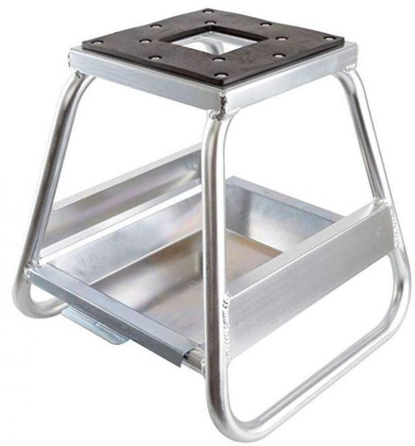 aluminium motocross box stand 2