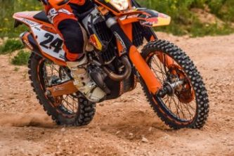 best dirt bike brands KTM brand