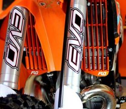 dirt bike accessories radiator guards