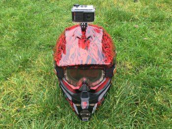 dirt bike helmet cam
