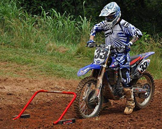 practice start gate motocross