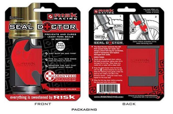 risk racing fork seal doctor pack