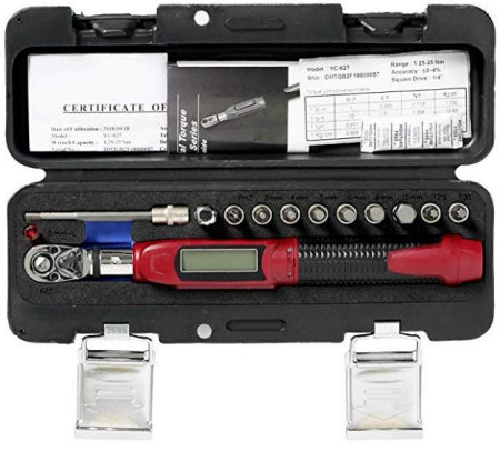 dirt bike torque wrench