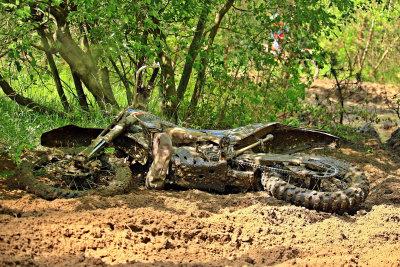 dirt bike wont start